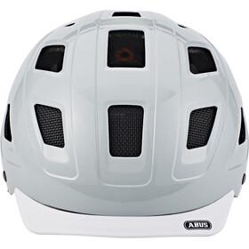 ABUS Hyban Helmet brilliant grey